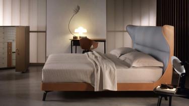 Mamy Blue Bed